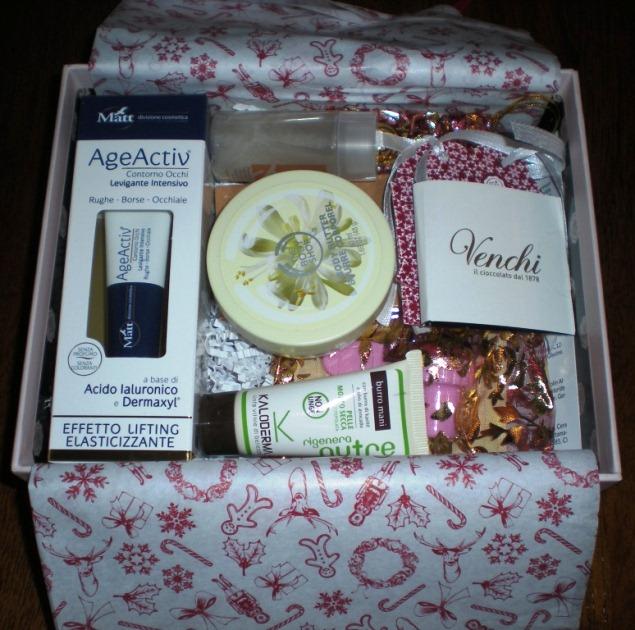 Opinioni Glossybox Novembre 2012