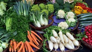 Come riconoscere frutta e verdura non trattata