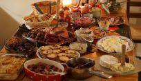 Psicoconsigli per non ingrassare durante le feste e mangiare in modo consapevole.