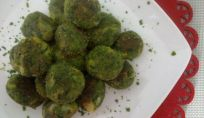 Canederli vegan agli spinaci