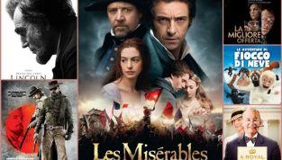 Film in uscita al cinema a gennaio 2013