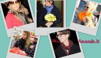 5 modi glamour per portare la sciarpa