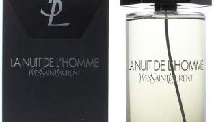 Garrett Hedlund testimonial per La Nuit de L'Homme YSL
