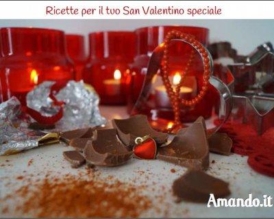 Scarica gratis l'Ebook di Ricette per San Valentino