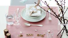 San Valentino: consigli per apparecchiare la tavola