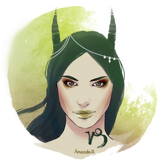 Risultati immagini per segno zodiacale donna capricorno