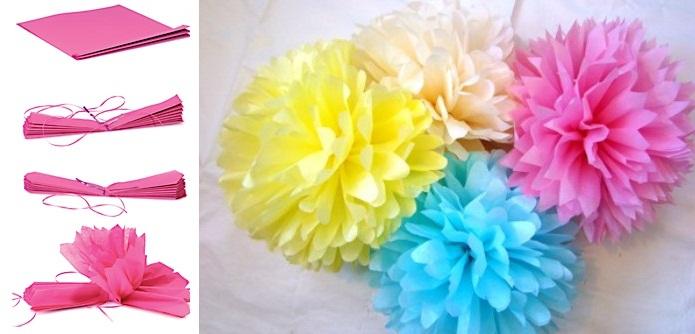 Ecco qualche idea di decorazioni di Carnevale da cui potete prendere ...