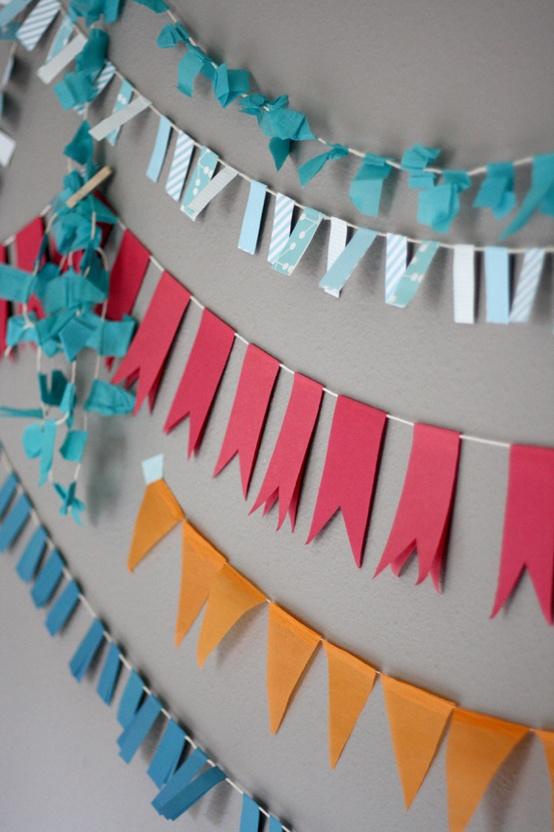Istruzioni per decorazioni fai da te per una festa di carnevale - Decorazioni carta fai da te ...