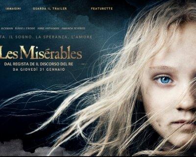 Les Misérables, il film