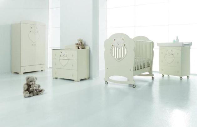 Erbesi camerette per neonati - Ikea culle per bambini ...