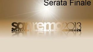 Serata finale del Festival di Sanremo 2013