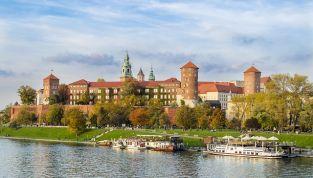Cracovia, fiore all'occhiello della Polonia