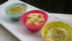 Cupcakes Mimosa al profumo di Sicilia