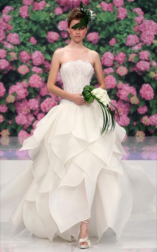 spesso Abiti da sposa 2013 di Atelier Aimée Montenapoleone PP81