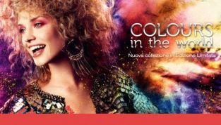 Colours in the world di Kiko