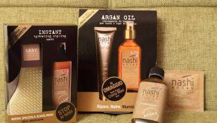 Prodotti per capelli Nashi Argan