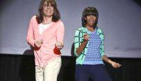 Michelle Obama balla contro l'obesità