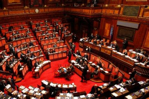 Donne e giovani in parlamento due traguardi positivi for Parlamento rome