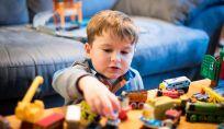 Giochi sicuri e con marchio CE per bambini