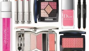 Cherie Bow, collezione make up primavera 2013 Christian Dior