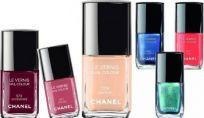 Gli smalti della Maison Chanel p/e 2013