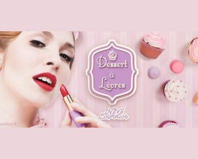 Dessert à Lèvres Neve Cosmetics