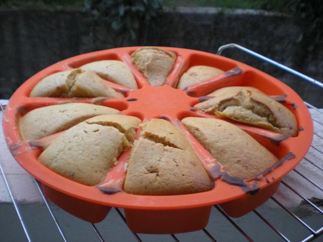 Tortini alla Marmellata di Limoni