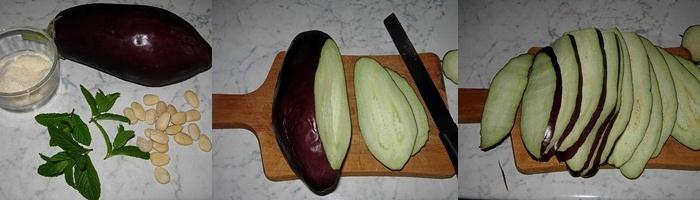 Involtini melanzane
