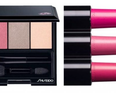 New entry nella collezione make up Shiseido p/e 2013