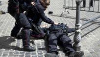 Sparatoria a Palazzo Chigi: feriti due carabinieri. Resoconto di un gesto folle.