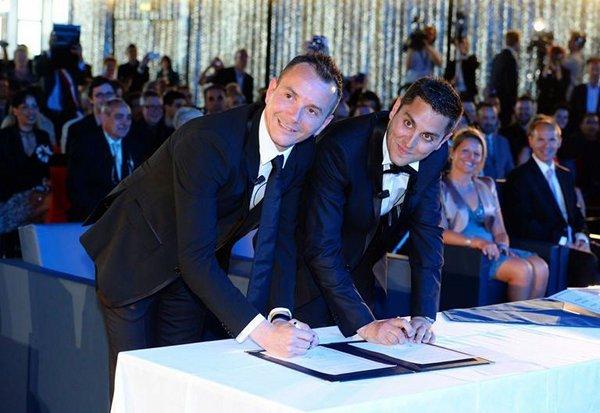 Primo matrimonio gay francese