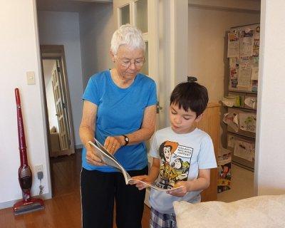 Usare oggi i vecchi giochi dei nonni
