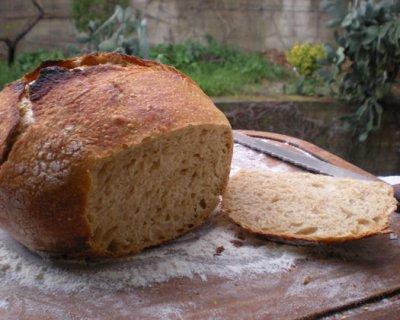 Pane semintegrale senza impasto - Si puo abitare una casa senza agibilita ...