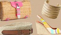 Intrecci di paglia: gli accessori must dell'estate