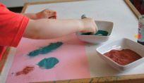 Creare la sabbia colorata