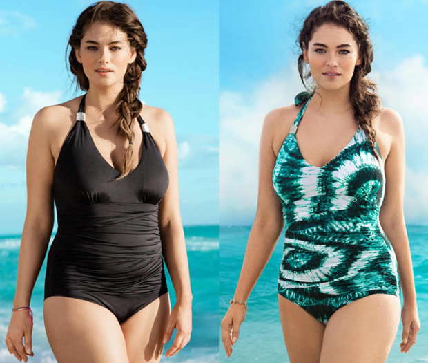 da parah a calzedonia le proposte per il mare o la piscina mostrano trame insolite la collezione bikini double face e costumi interi li trovate sul