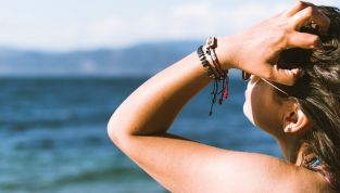 Illuminanti corpo per esaltare l'abbronzatura