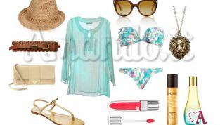 Look della settimana: party in spiaggia