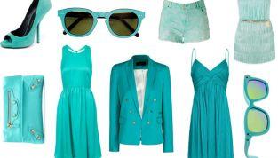 Acquamarina: colore delle vacanze estive