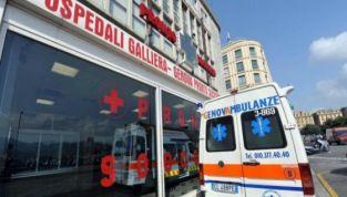 Genova, donna sfigurata con acido