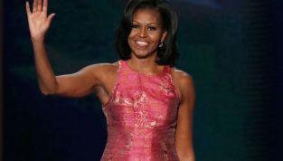 Michelle Obama: rap contro l'obesità
