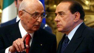 Berlusconi, la nota di Napolitano