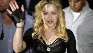 Madonna a Roma: anteprima del video Secret Project nella sua palestra