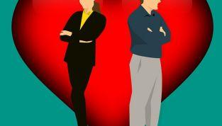 Come affrontare la fine di un amore? Uomini e donne lo fanno in modo diverso