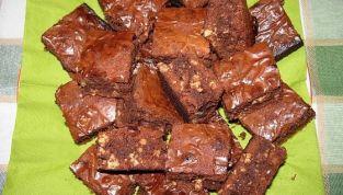 Brownies ai cereali