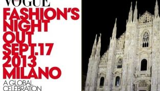 Vogue Fashion Night Out Milano 2013