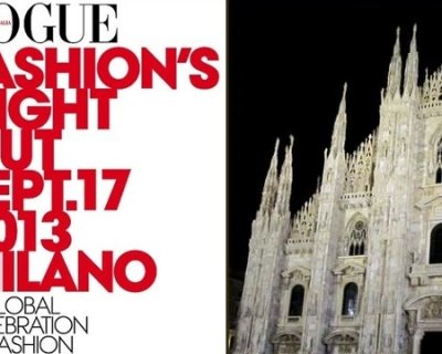 Vogue Fashion Night Out Milano 2013