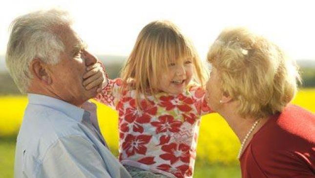2 ottobre: la festa dei nonni
