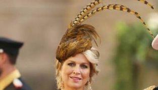 Cappello, l'accessorio fashion 2013 per l'invitata a un matrimonio invernale
