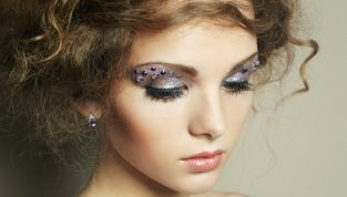 Make up occhi metallici A/I 2013 2014: let's shine!